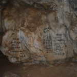 Club Espeleológico de Colombia - Vandalismo en una cueva